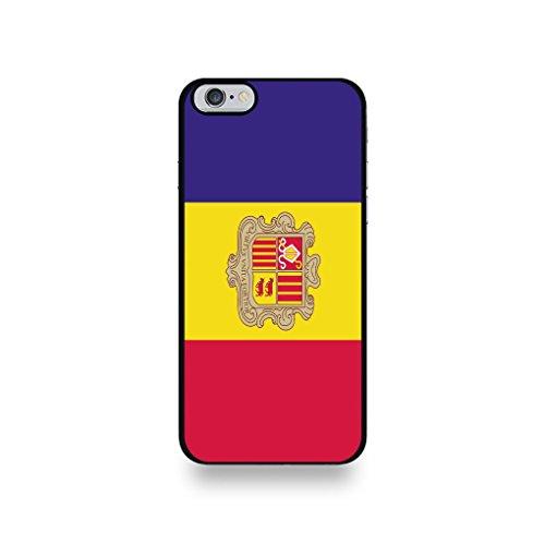 LD coqip6_6 Case Schutzhülle für iPhone 6, Motiv Flagge Andorra