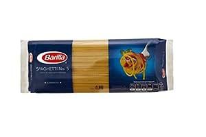 Barilla, Pasta Spaghetti No5, 1 kilogramos