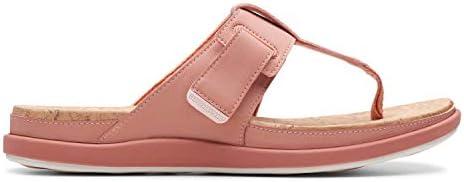 c8deea5ddcf51 Clarks Step June Reef, Women's Women Fashion Sandals, Pink (Dark ...