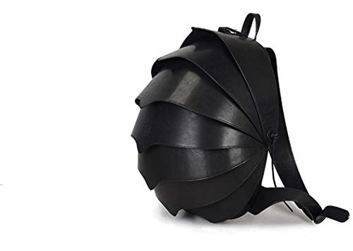 b7aa220cce84 AUMI 4 Large Backpack for Man or for Women- Beetle Bag - Leather Backpack  Purse