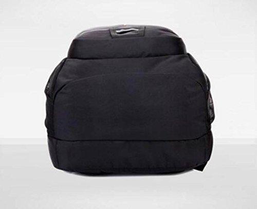 Lässige Kleidung Geschäftsleben Laptop Tasche College Studenten Schule Taschen Black FtQcstlQ