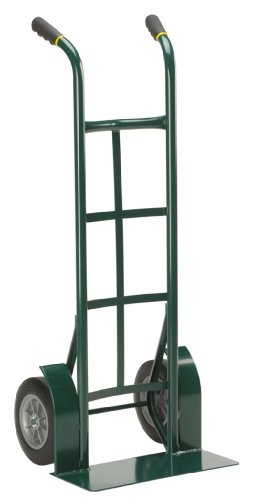 Harper Trucks 800 lb Capacity Steel Dual Handle Heavy-Duty Hand Truck with 10