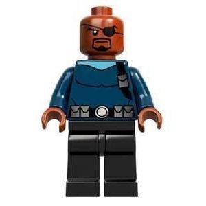 LEGO SuperheroesTM Nick Fury