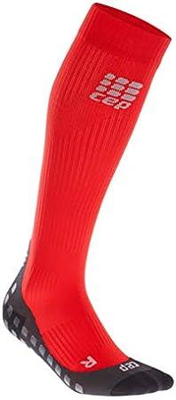 CEP Calcetines griptech Rojo