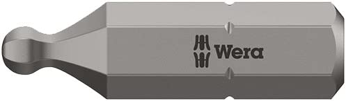 Wera 05380105001 Z Bits with Ball Hex 842//1-1//8x25mm