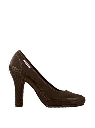Zapatos da donna - 2141-velw Caffè