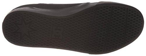 Shoes DC Uomo DC da Trase Shoes TX 3bk Sneakers Nero AArqUBxd