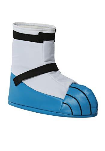 Fun Costumes Adult Astronaut Boots Standard