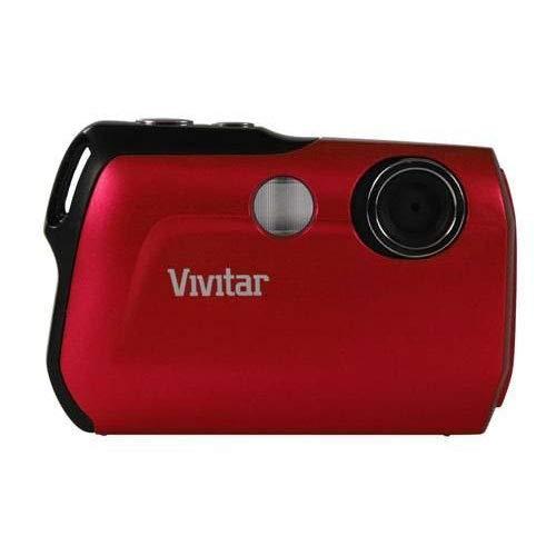 Vivitar ViviCam 8119 Digital Camera (Red)