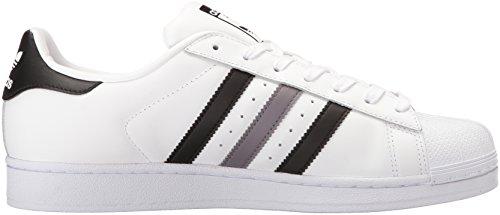 Adidas Originals Mannen Superster Ftwwht, Cblack, Tragre
