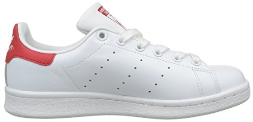 Red Ftw Bianco collegiate running Stan Unisex Adidas – Ftw White Sneakers Adulto running Smith 4HxqSRzO