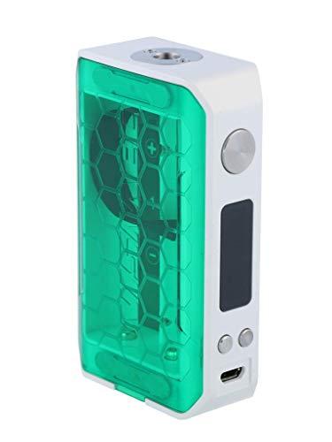 Sinuous V200 Akkuträger mit max. 200 Watt – OLED-Display – von Steamax – Farbe: grün