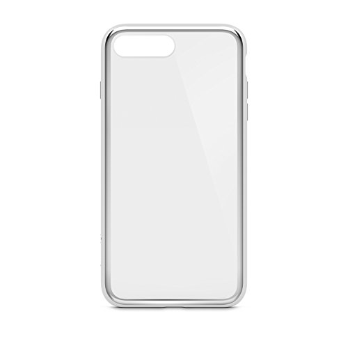 Belkin SheerForce Elite Protective Case for iPhone 8 Plus and iPhone 7 Plus (Silver)
