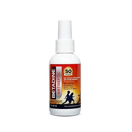 Betadine First Aid Spray