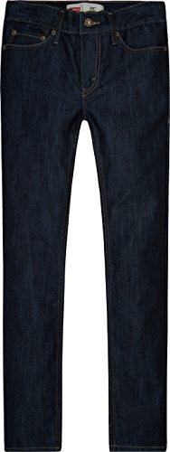 Levi's Boys 8-20 511 Skinny Fit Jean , BLACK STRETCH, 18 ...