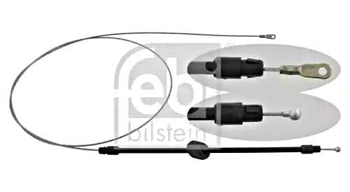 Parking Brake Cable Front FEBI For MERCEDES VW Sprinter 30-50 9064205285
