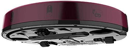 RVTYR Nettoyage Robot Intelligent de Balayage Automatique Pleine Charge Robot Accueil Ultrathin Silencieux Aspirateur, Violet (Color : Purple) Purple
