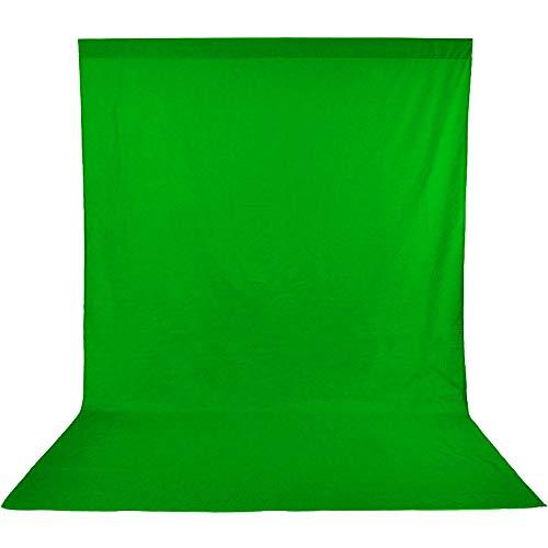 UTEBIT 백 페이퍼 그린 폴리에스텔 두꺼운 배경포 배경 천 녹색 1.5 x 2.0m / 1.8m x 2.8m / 2.0 x 3.0m / 3.0 x 3.6m ※ 배경 스탠드와 폴 별매!