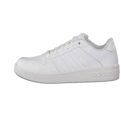adidas Uomo Team Low Top Bianco Scarpe Court zTfq7Hzr