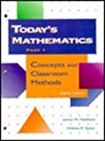 Concepts and Classroom Methods, Heddens, James W. and Speer, William R., 0023529466