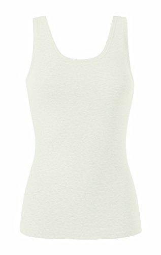Speidel axilas Camisa bio, Bio Cotton Plus 9848bio. Cotton Plus paquete de 2 kiesel mélé