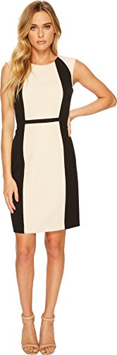 color block sheath dress - 2