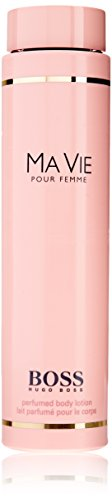 Price comparison product image Hugo Boss Ma Vie Body Lotion for Women,  6.7 Ounce