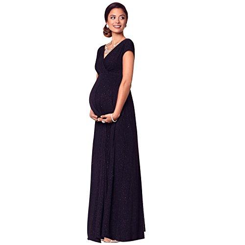 Floral Jersey Wrap Dress - 7