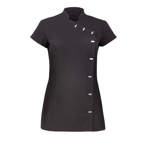 Alexandra - Túnica uniforme para salón de belleza / spa de cuidado fácil para mujer: Amazon.es: Industria, empresas y ciencia
