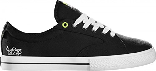 ES skateboarding shoes Keswick Black / Lime