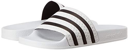 Adidas Unisex Bade Sandalen Originals Adilette erwachsene Weiß nzrIgnZ