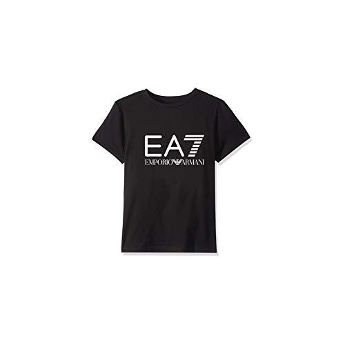 yus-Emporio-Armanis-ea7-ert Replica Unisex Toddler Kids Boys/Girls T-Shirt Black