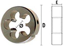 HEPYC 25010080725 – Kugellager für Farbe, øm8.00 X 0.75 mm, L 25 mm, L 9 mm HSS DIN EN22568)