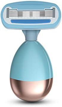 LYATW Mini portátil Depiladora, húmedo y depiladora en seco, Instrumento for la depilación axila Pelo Trimmer: Amazon.es: Hogar