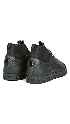 Puma Seleziona Uomo Clyde Calzino Pioggia Sneakers Nero / Nero