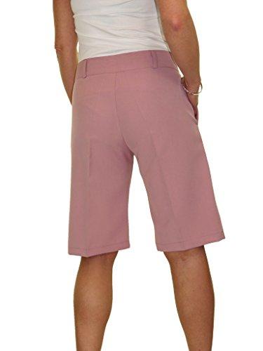 Giorno Sera 1492 ICE intelligente pantaloncini Rosa lavabile Ladies Tailored qaPIBwSF