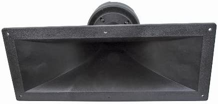 5.12 x 12.6 Horn 300W RMS 1.75 Compression Horn Tweeter