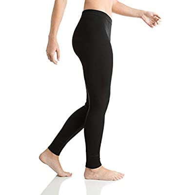 MERIWOOL Womens Merino Wool Base Layer Thermal Pants at Women's Clothing store