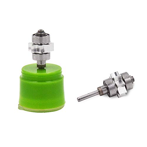 Steel Ball Bearing Polishing Tools Replacement Parts Green, Collet for 45 Degree LED Light High Speed Hand Tools