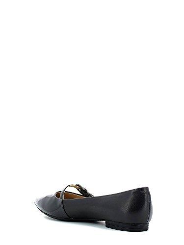 Zapatos Bailarina para Mujer, Color Negro, Marca Geox, Modelo Zapatos Bailarina para Mujer Geox D Piuma Negro