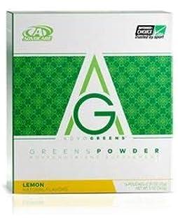 Amazon com : AdvoGreen Greens Powder Lemon : Everything Else