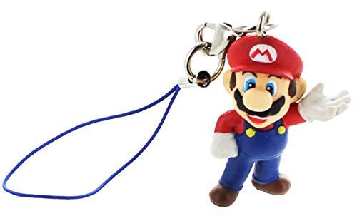 Toynk Super Mario Bros Mario Party 4 Mario Clip On/Keychain Figure