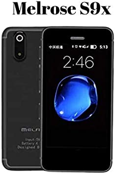 Nuevo Mini teléfono Movil Inteligente Android Melrose S9x 2018 ...