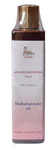 - Mahanarayana Oil - 100% USDA Certified Organic - 200ml