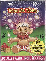 1992 TOPPS TRASH CAN TROLLS 1ST SERIES BOX 36 PACKS (Trash Can Trolls compare prices)