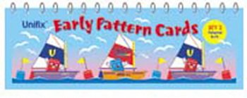 Didax Unifix Early Pattern - Didax Unifix Early Pattern Cards, Book 2