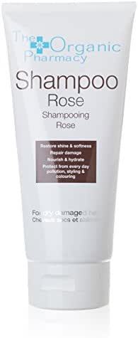 The Organic Pharmacy Rose Conditioning Shampoo, 200 ml