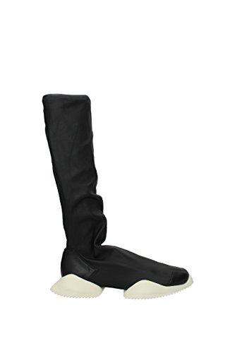 Adidas Ankel Støvler Rick Owens Mænd - Læder (ba978) Eu Sort gOQzGC