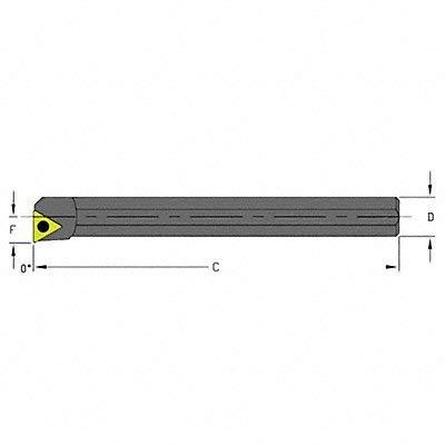 Ultra-Dex Usa Boring Bar A10Q STFPR2