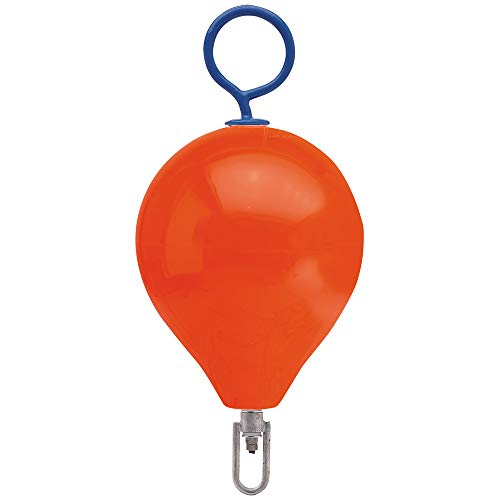Polyform Mooring Buoy w/Iron 13.5 Diameter - Red
